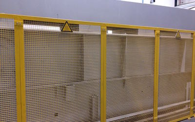 Safety Fencing (2)